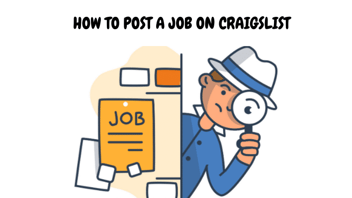 HOW TO POST A JOB ON CRAIGSLIST 2020