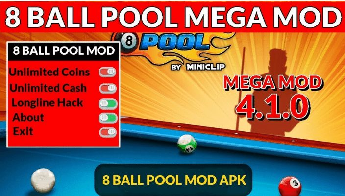8 ball pool mod apk anti ban unlimited coins