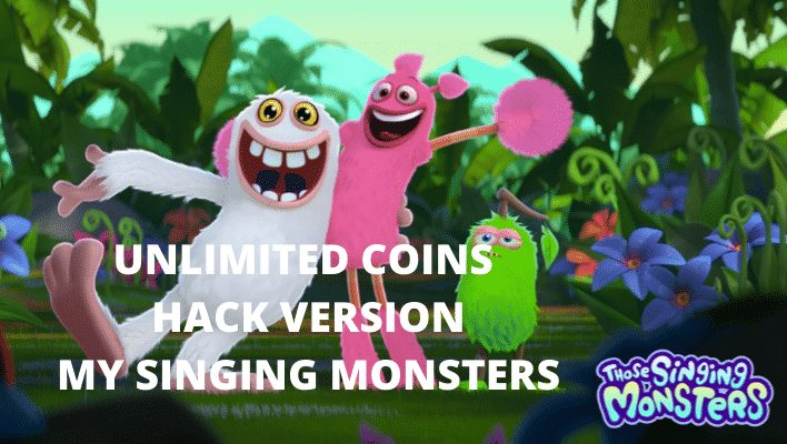 my singing monsters mod apk unlimited money & gems