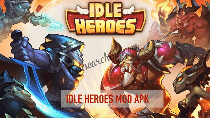 IDLE HEROES MOD APK