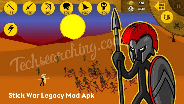 Stick War Legacy Mod Apk latest version