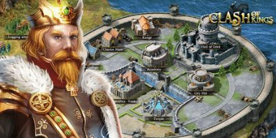 clash of kings mod apk unlimited everything