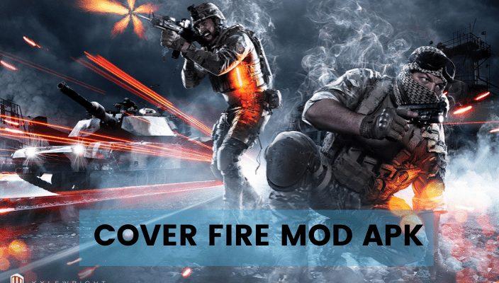 cover fire mod apk 2020