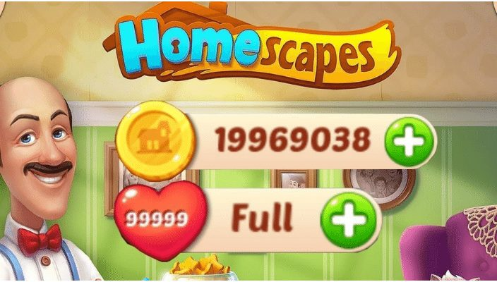 download homescapes mod apk cheat