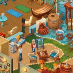 download homescapes mod apk