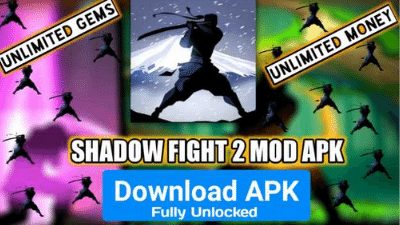 download shadow fight 2 mod apk unlimited money and gems