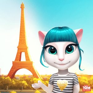 download my talking angela mod apk 2020