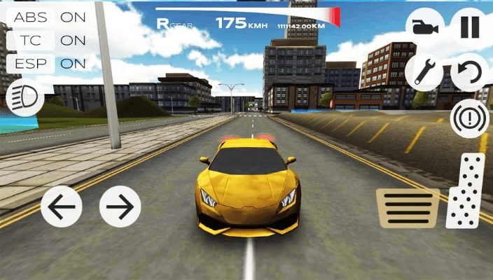 extreme car driving simulator Latest version apk download