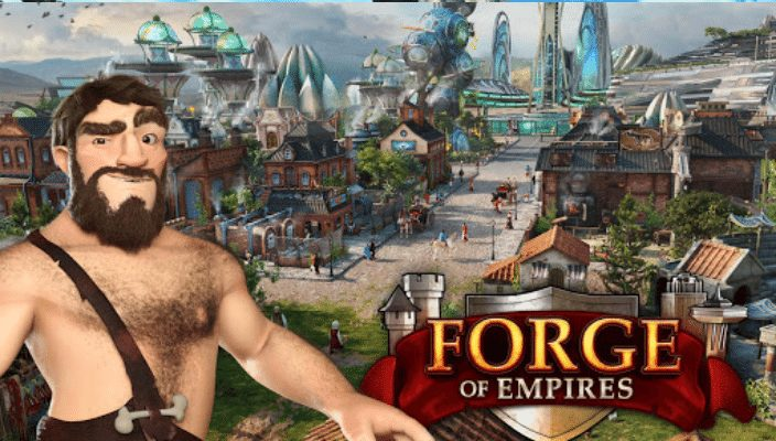 forge of empires mod apk latest version 2020