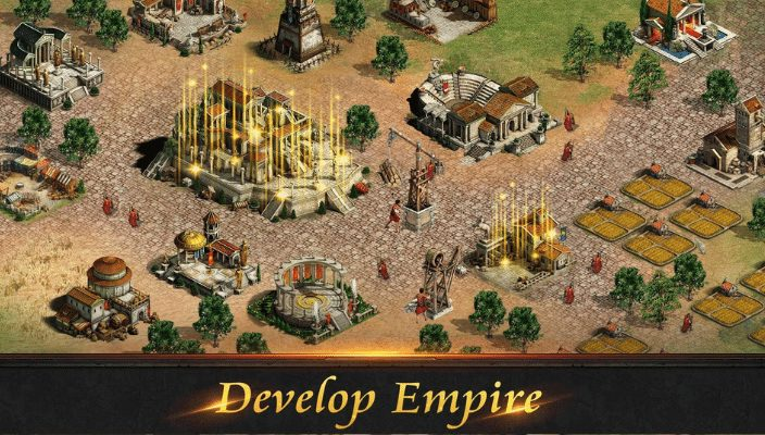 forge of empires mod apk unlimited money