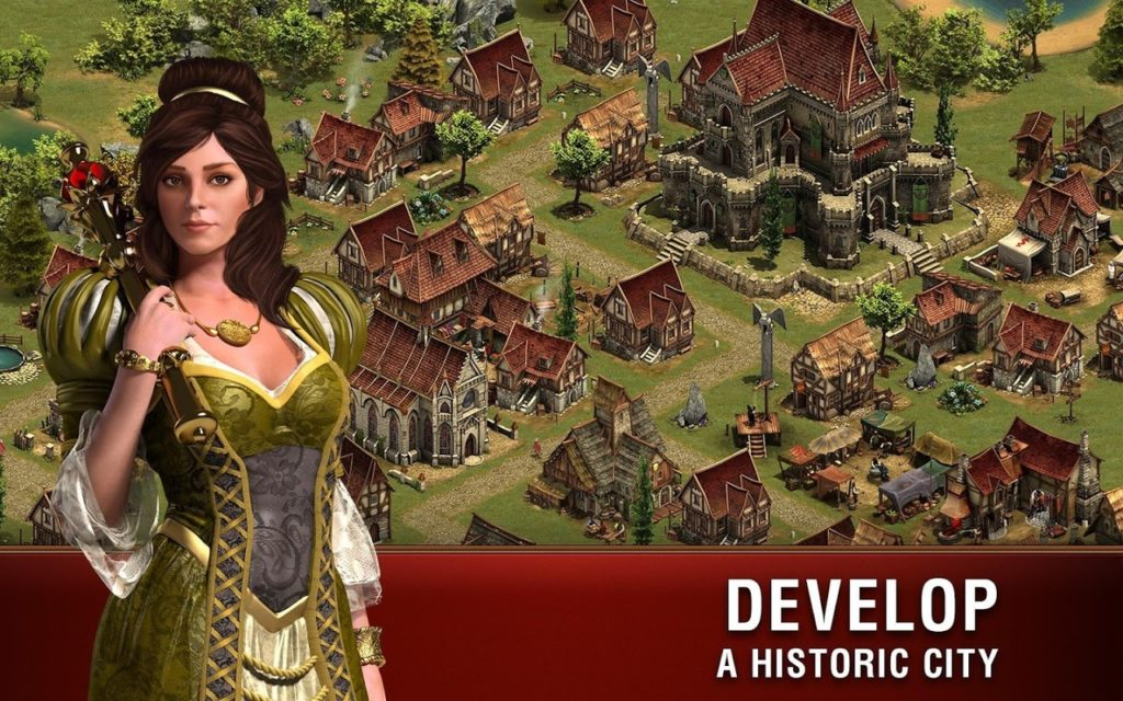Mod Forge of Empires Apk