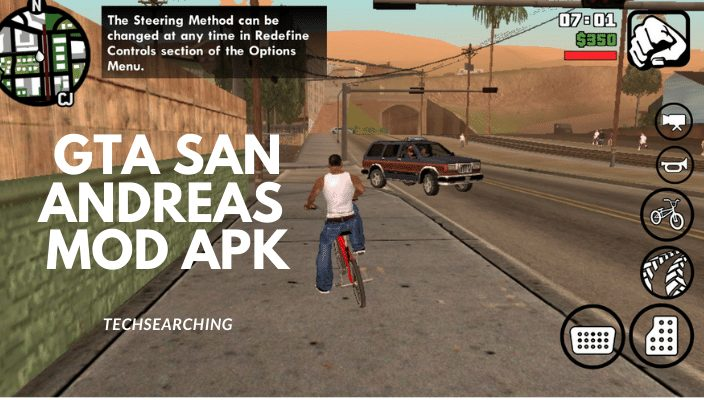 Download Gta San Andreas Mod Apk For Android 2021 Unlimited Everything Tech Searching