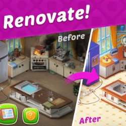 homescapes unlimited stars and coins mod apk download