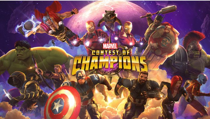 marvel contest of champions mod apk unlimited units download