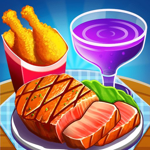 my cafe mod apk unlimited money and diamond