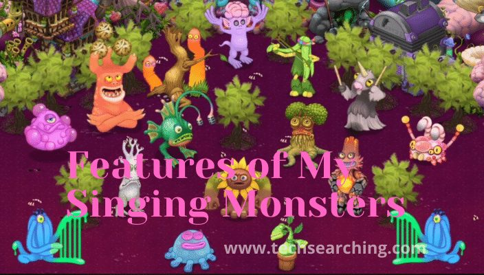 my singing monsters Mod unlimited diamonds apk