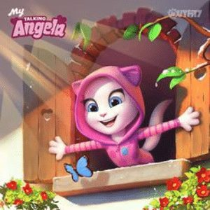 my talking angela mod apk unlimited money and diamonds download