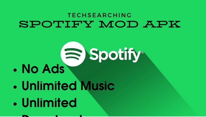 spotify mod apk download
