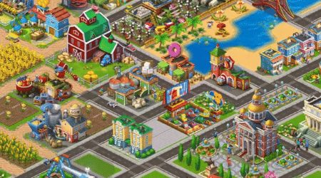 township mod apk unlimited money and gems