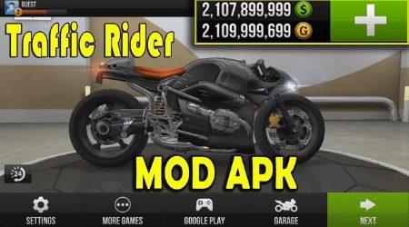 traffic racer hack apk download