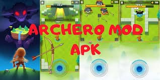 DOWNLOAD ARCHERO MOD APK LATEST VERSION
