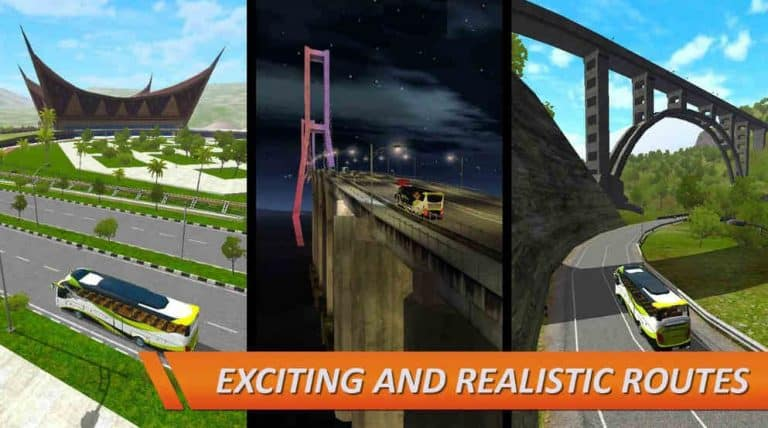 Mod Bus Simulator Indonesia Download Unlimited Money