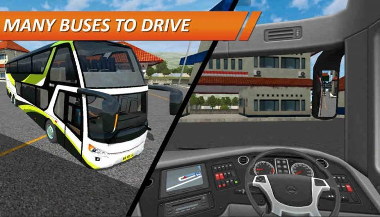 Download Mod Bus Simulator Indonesia Offline