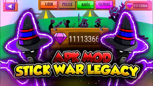 download Stick War Legacy Modded Apk