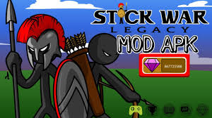 Stick War Legacy Mod Money Unlimited