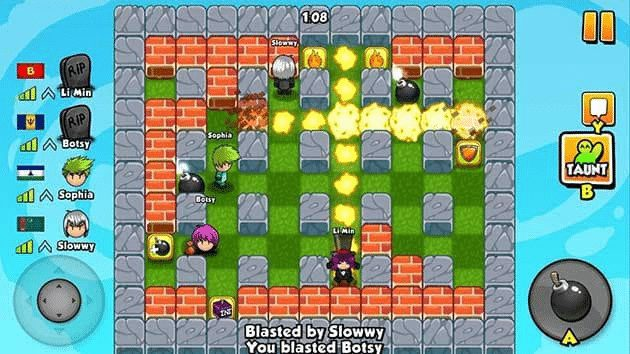 bomber friend's unlimited health and unlimited gold bars and money