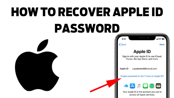 How to Recover Apple ID Password