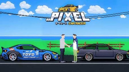 download pixel car racer mod apk