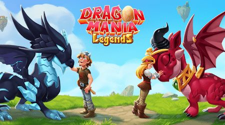 dragon mania legends mod apk by anderson