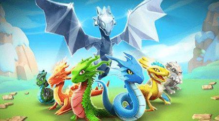 dragon mania mod apk offline